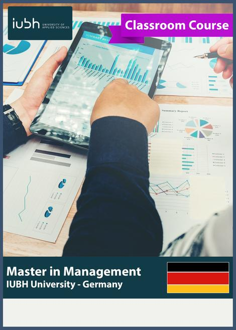 Master in International Management - IUBH University - Germany